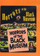 HORRORS OF THE BLACK MUSEUM (1959/CZ) - DVD
