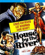 HOUSE BY THE RIVER (1950) - Blu-Ray