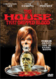 HOUSE THAT DRIPPED BLOOD, THE (1971) - DVD