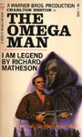 I AM LEGEND (OMEGA MAN Movie Tie-In) - Paperback Book