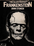 ILLUSTRATED FRANKENSTEIN (Rare - Library) - Large Soft Cover