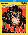 INGAGI (1930/Lost Film Found) - Blu-Ray