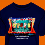 DRIVE-IN INTERMISSION TIME! - T-Shirt