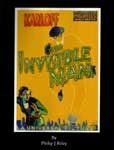 INVISIBLE MAN, THE (1932/Boris Karloff) - Magic Image Filmbook