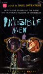 INVISIBLE MEN (Anthology by Basil Davenport) - Paperback