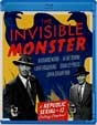 INVISIBLE MONSTER, THE (1950/Complete Serial) - Blu-Ray