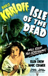 ISLE OF THE DEAD (1945) - 11X17 Poster Reproduction
