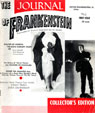 JOURNAL OF FRANKENSTEIN #1 - Magazine