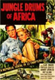 JUNGLE DRUMS OF AFRICA (1953) - DVD