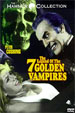 LEGEND OF THE 7 GOLDEN VAMPIRES (1974) - Used DVD