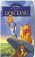 LION KING, THE (1994) - Used VHS