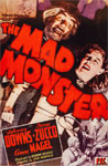 MAD MONSTER, THE (1942) - 11X17 Poster Reproduction