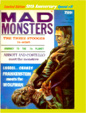MAD MONSTERS #5 - Reprint Book