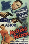 MALTESE FALCON (Bogart) - 11X17 Poster Reproduction