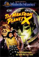 MAN FROM PLANET X (1951) - Used DVD