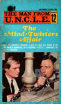 Man From U.N.C.L.E. #12 (Mind-Twisters) - Used Paperback Book