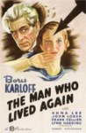 MAN WHO LIVED AGAIN (1936) - 11X17 Poster Reproduction