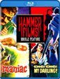 HAMMER FILMS: MANIAC/DIE! DIE! MY DARLING - Blu-Ray