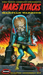 MARS ATTACKS: MARTIAN WARRIOR - Model Kit
