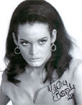 MARTINE BESWICKE (Portrait) - Autographed Photo