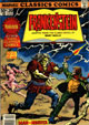 MARVEL CLASSICS COMICS #20 (Frankenstein) - Comic Book