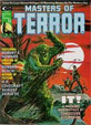 MASTERS OF TERROR #1 (It!) - Magazine