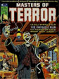 MASTERS OF TERROR #2 (Invisible Man) - Comic Magazine