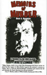 MEMOIRS OF MURDER (White Zombie Prequel!) - Book