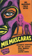 MIL MASCARAS (1969/In Spanish, no subtitles) - Used VHS