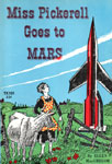 MISS PICKERELL GOES TO MARS - Used Classic Scholastic Book
