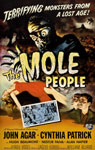 MOLE PEOPLE (1956) - 11X17 Poster Reproduction