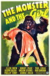 MONSTER AND THE GIRL (1941) - 11X17 Poster Reproduction