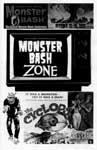 MONSTER BASH PROGRAM GUIDE (October 2015) - Collectible