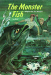 MONSTER FISH - Classic Scholastic Paperback Book