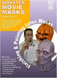 MONSTER MOVIE MASKS SERIES Part 2 - Used DVD