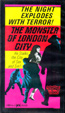 MONSTER OF LONDON CITY (1964) - VHS