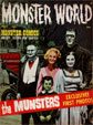 MONSTER WORLD #2 - Magazine