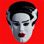 BRIDE OF FRANKENSTEIN - Kid's Mask