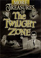 MORE TREASURES OF THE TWILIGHT ZONE (3 classics) - Used DVD