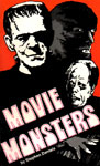 MOVIE MONSTERS by Stephen Daniels - Paperback Book