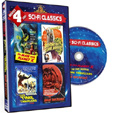 MOVIES 4 YOU: SCI-FI CLASSICS Vol. 1 - DVD