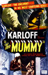 MUMMY, THE (1932/Real Art Version) - 11X17 Poster Reproduction