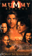 MUMMY RETURNS, THE (2001) - VHS