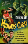 MUMMY'S CURSE, THE (1945) - 11X17 Poster Reproduction
