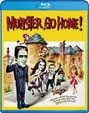 MUNSTER, GO HOME! (1966) - Blu-Ray