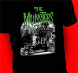 MUNSTERS (Family Coach) - T-Shirt