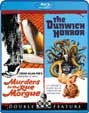 DUNWICH HORROR/MURDERS IN THE RUE MORGUE - Blu-Ray