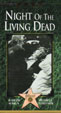 NIGHT OF THE LIVING DEAD (1968/Madacy) - Used VHS