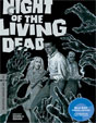 NIGHT OF THE LIVING DEAD (1968/Criterion) - Blu-Ray