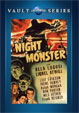 NIGHT MONSTER (1942) - DVD